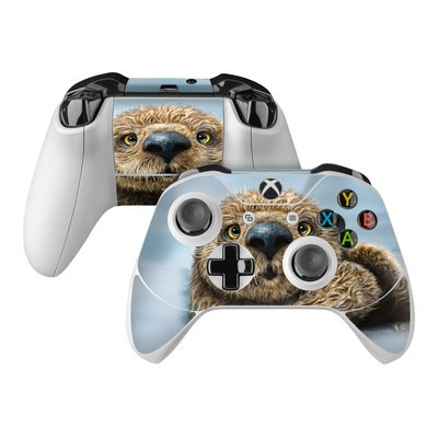 Microsoft Xbox One Controller Skin - Otter Totem