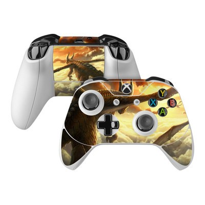 Microsoft Xbox One Controller Skin - Over the Clouds
