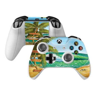 Microsoft Xbox One Controller Skin - Palm Signs