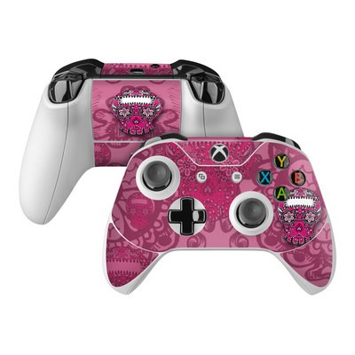 Microsoft Xbox One Controller Skin - Pink Lace