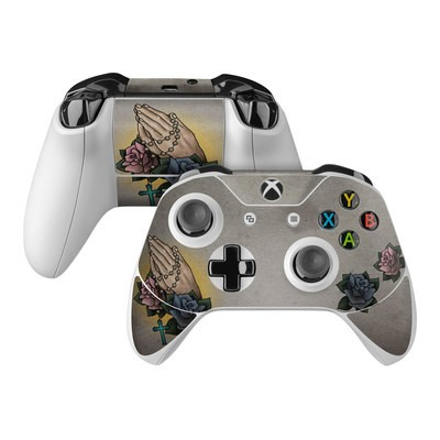 Microsoft Xbox One Controller Skin - Pray For Us