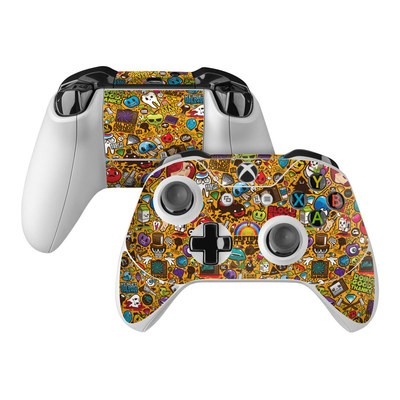 Microsoft Xbox One Controller Skin - Psychedelic