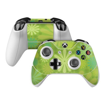 Microsoft Xbox One Controller Skin - Lime Punch