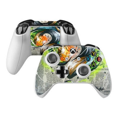 Microsoft Xbox One Controller Skin - Question