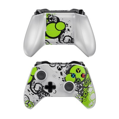 Microsoft Xbox One Controller Skin - Simply Green