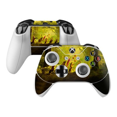 Microsoft Xbox One Controller Skin - Secret Parade