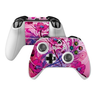 Microsoft Xbox One Controller Skin - Spring Breeze