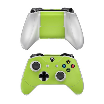 Microsoft Xbox One Controller Skin - Solid State Lime