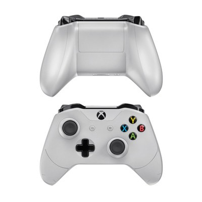 Microsoft Xbox One Controller Skin - Solid State White