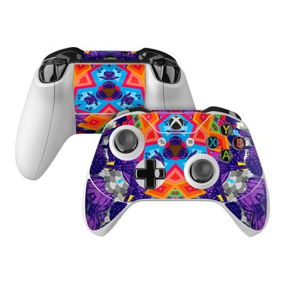 Microsoft Xbox One Controller Skin - Subliminal Sandstorm