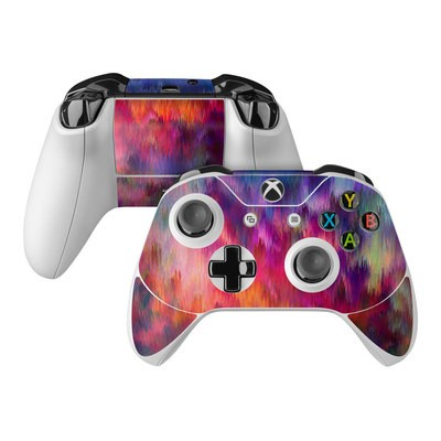 Microsoft Xbox One Controller Skin - Sunset Storm