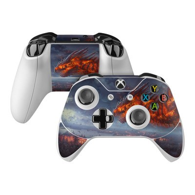 Microsoft Xbox One Controller Skin - Terror of the Night