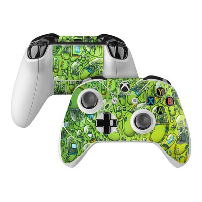 Microsoft Xbox One Controller Skin - The Hive
