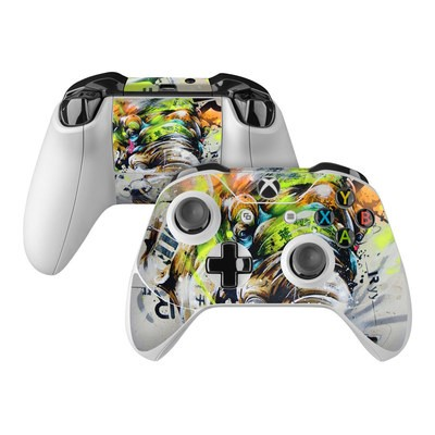 Microsoft Xbox One Controller Skin - Theory