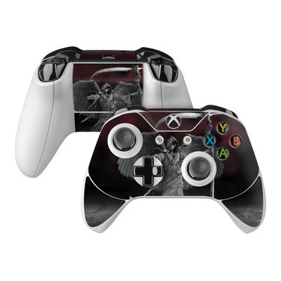 Microsoft Xbox One Controller Skin - Time is Up