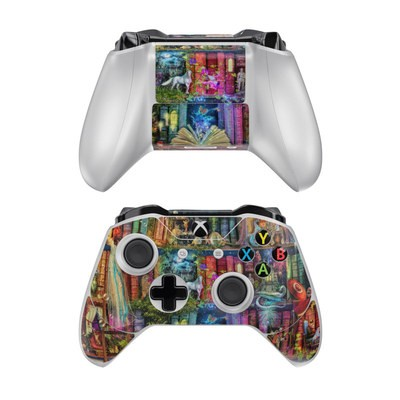 Microsoft Xbox One Controller Skin - Treasure Hunt