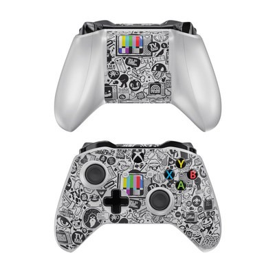 Microsoft Xbox One Controller Skin - TV Kills Everything