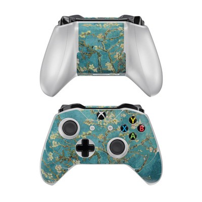 Microsoft Xbox One Controller Skin - Blossoming Almond Tree