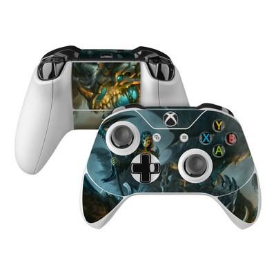 Microsoft Xbox One Controller Skin - Wings of Death
