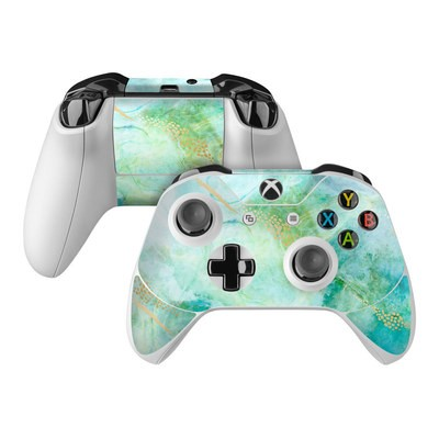 Microsoft Xbox One Controller Skin - Winter Marble