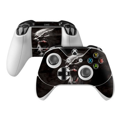 Microsoft Xbox One Controller Skin - Wolfman