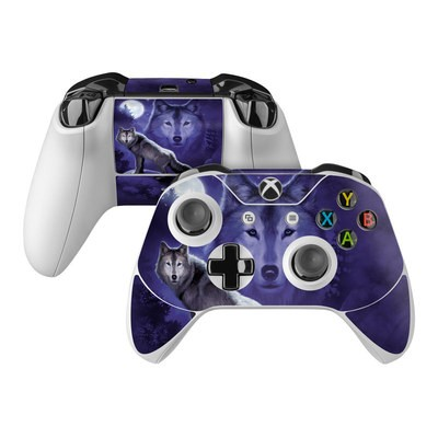 Microsoft Xbox One Controller Skin - Wolf