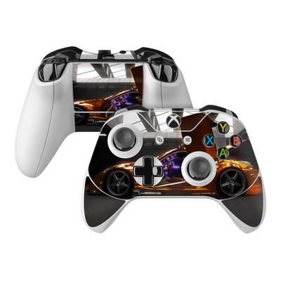 Microsoft Xbox One Controller Skin - Z33 Light