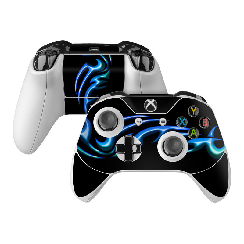 Microsoft Xbox One Controller Skin - Cool Tribal
