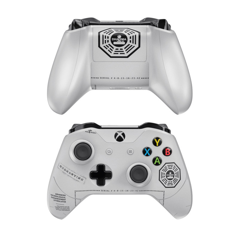 how to take the back off a xbox one controller