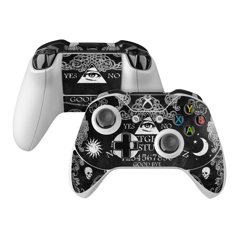 Microsoft Xbox One Controller Skin Ouija By Decalgirl Collective