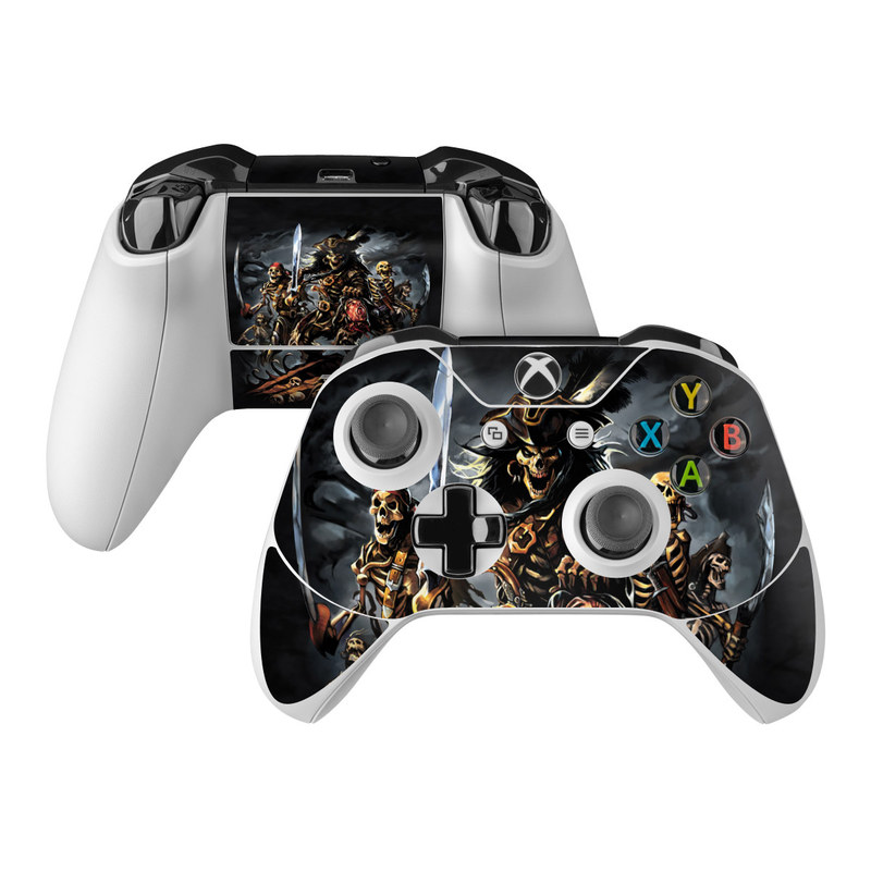 Eagle Skull By Abrar Ajmal: Microsoft Xbox One Controller Skin
