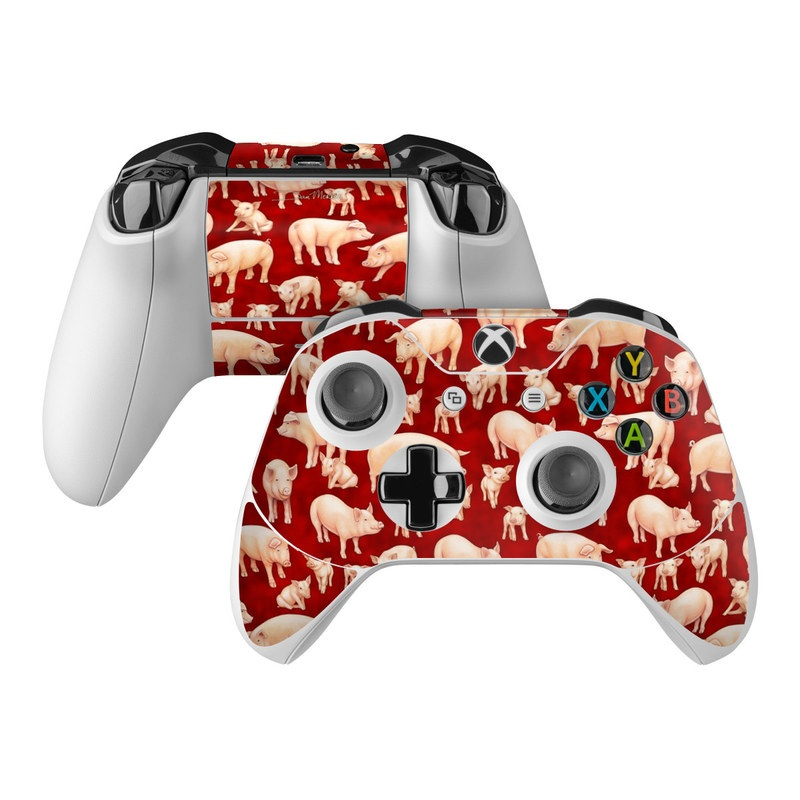 Microsoft Xbox One Controller Skin - Some Pig
