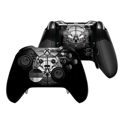 Microsoft Xbox One Elite Controller Skin - Abandon Hope