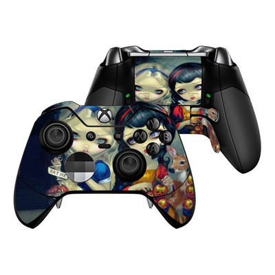Microsoft Xbox One Elite Controller Skin - Alice & Snow White