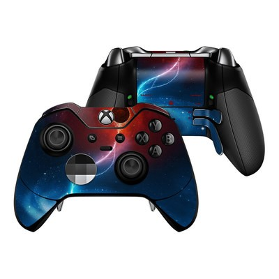 Microsoft Xbox One Elite Controller Skin - Black Hole