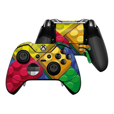 Microsoft Xbox One Elite Controller Skin - Bricks
