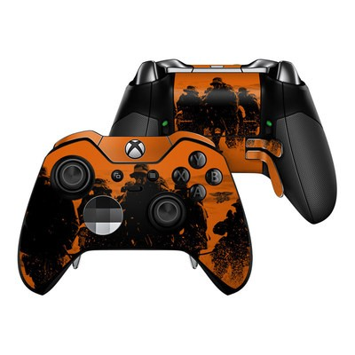 Microsoft Xbox One Elite Controller Skin - Charge
