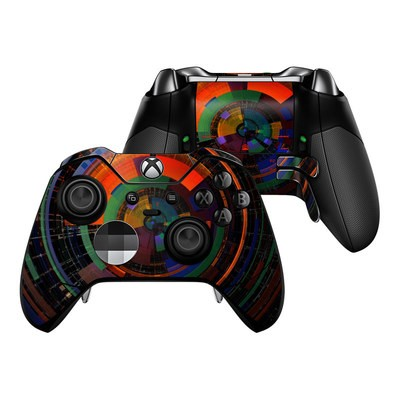 Microsoft Xbox One Elite Controller Skin - Color Wheel