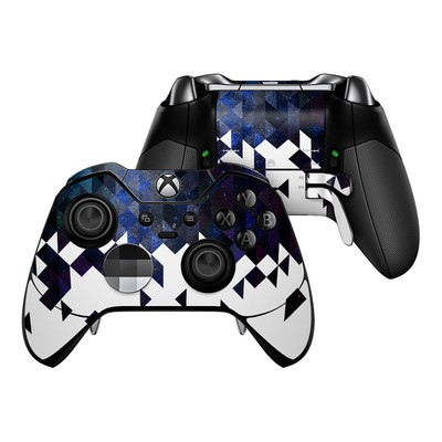 Microsoft Xbox One Elite Controller Skin - Collapse