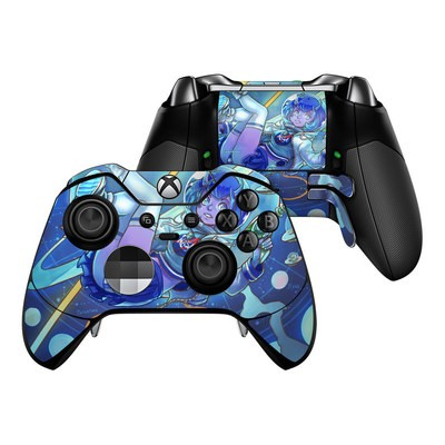 Microsoft Xbox One Elite Controller Skin - We Come in Peace