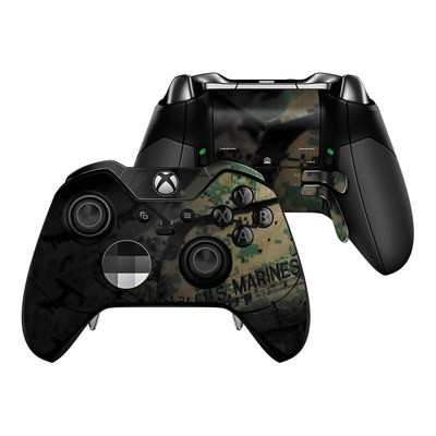Microsoft Xbox One Elite Controller Skin - Courage