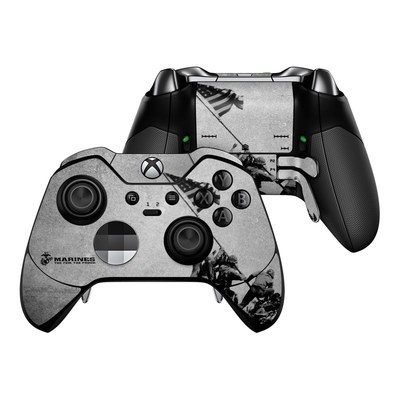 Microsoft Xbox One Elite Controller Skin - Flag Raise