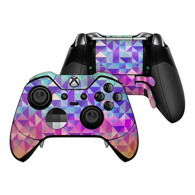 Microsoft Xbox One Elite Controller Skin - Fragments
