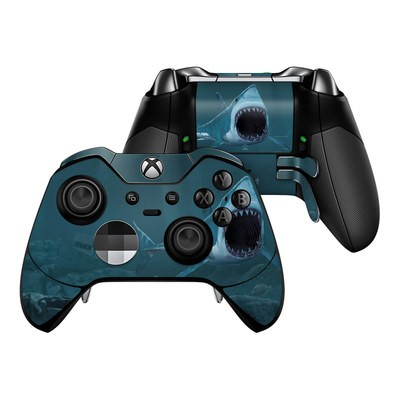 Microsoft Xbox One Elite Controller Skin - Great White