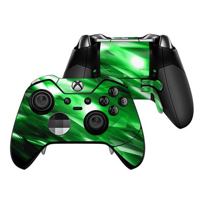 Microsoft Xbox One Elite Controller Skin - Kryptonite
