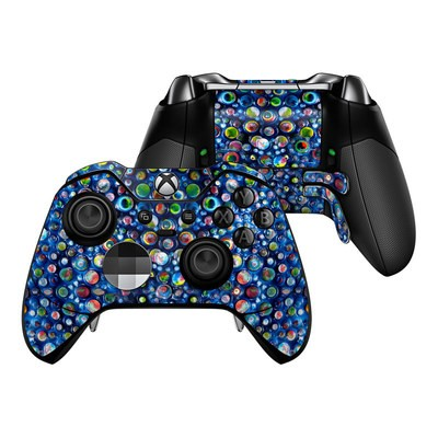 Microsoft Xbox One Elite Controller Skin - My Blue Heaven