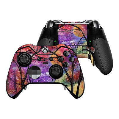 Microsoft Xbox One Elite Controller Skin - Moon Meadow
