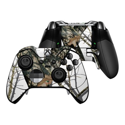Microsoft Xbox One Elite Controller Skin - Winter