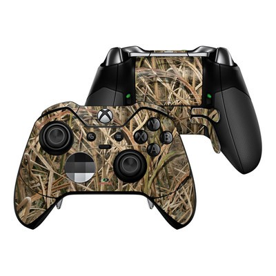 Microsoft Xbox One Elite Controller Skin - Shadow Grass Blades