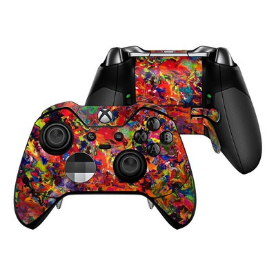 Microsoft Xbox One Elite Controller Skin - Maintaining Sanity